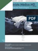 Rev Med Md. Especial Nefrologia 2015
