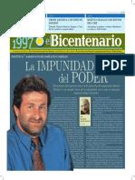DIARIO DEL BICENTENARIO 1997
