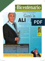 DIARIO DEL BICENTENARIO 1999