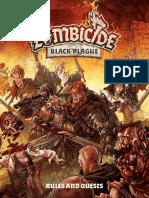 Zombicide Black Plague Rules