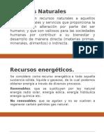 Recursos Naturales y Energéticos Del Ecuador_Db