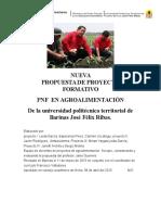 Estructura Proyecto Consejo Academico Abril 2015