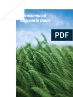 AIR PRODUCTS Agrochemical Adjuvants Guide