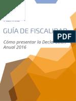 Guia Fiscalidad Latam 2016
