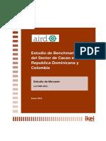 Estudio de Mercado Del Sector Cacao (RD-Colombia)