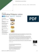 Celebrating Philippine Cuisine _ Inquirer Business