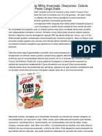 Cupom De Desconto Milho Invernada ☆ Descontos ☆ Cédula Promocional Milho Pasto Carga Dada ☆