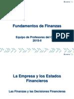 Las Finanzas y Las Decisiones Financieras