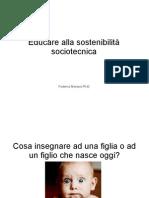 Sostenibilità Sociotecnica