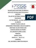 3.1.1 Software libre (Características)