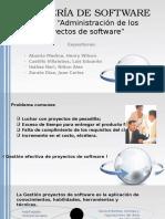 Tema 3 Administración de Los Proyectos de Software (1)