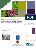Projectos Rurales