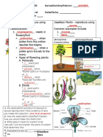 plants study guide 2016 answers