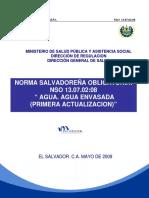 Norma Agua Envasada08