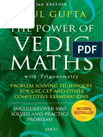 The Power of Vedic Maths - Atul Gupta