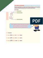 Multipliacion y Division de Decimales