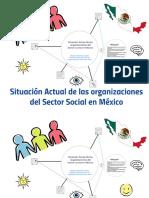 Situación de Las Organizaciones Del Sector Social en México