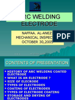 ARC WELDING ELECTRODE.ppt