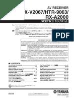 Yamaha RX-V2067,HTR-9063,RX-A2000.pdf