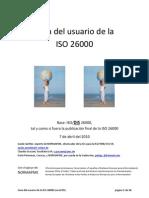 Guía Usuario ISO 26000 _nivel DIS_ 2010-04-07