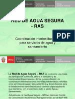 OMA y La RAS - Actividades Conjuntas