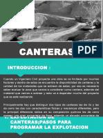 Canteras-Caminos II