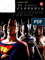 The Marvel Encyclopedia [Updated and Expanded]