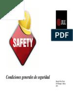 Clara Luz de La Rosa Gudiño - 10 Ago 15-JLL-Tema 1 Condiciones Generales de Seguridad