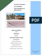 Exploracion Geotecnica Utilizando El Analisis de Distintos Metodos, Dirigidos a Zonificaciones y Edificaciones Para Prevenir Desastres.