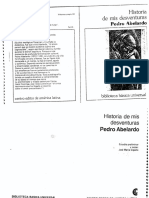 Abelardo, Pedro - Historia de Mis Desventuras
