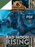 IKRPG Bad Moon Rising