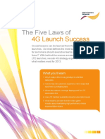 Five Laws of 4g Success Final 201112 (1)