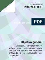 Estudio de Mercado Del Proyecto