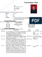 Curriculum Vitae_new Version (New)
