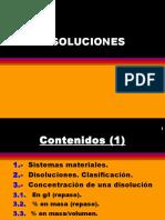 Tipos de Soluciones y Concentracion 2