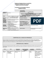 141 Neuropsicologia Teoria Cronograma Disciplinaria-terminal 2015-1