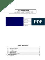 Acceptance Report  AKO0954 3G (2).docx