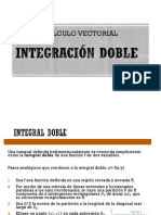 Integración Doble