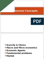 1 Fundamental Concepts