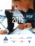 Guia Fiscal in Pact 2015