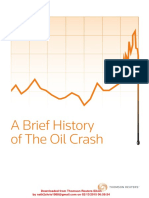 A Brief History of the Oil Crash