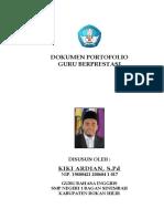 Contoh Portofolio Guru Berprestasi.pdf