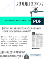tap water quality 2