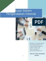 148503404-Paper-Evaluasi-Sistem-Pengendalian-Internal.doc
