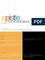 Epistle Communications