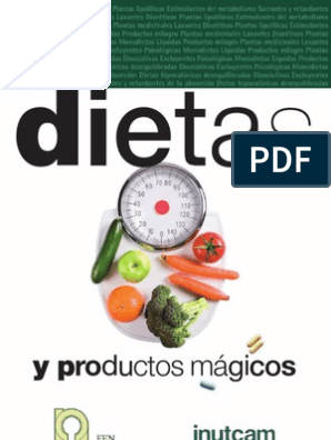 Dieta hipocalorica sopa magica