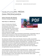 Kebohongan, Media Dan Propaganda _ Rumah Filsafat