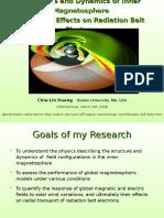 Inner Magnetosphere`s effects on Radiation Belt