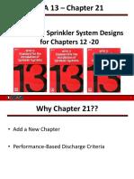 Sprinkler Design Presentation