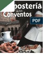 Reposteria de los conventos